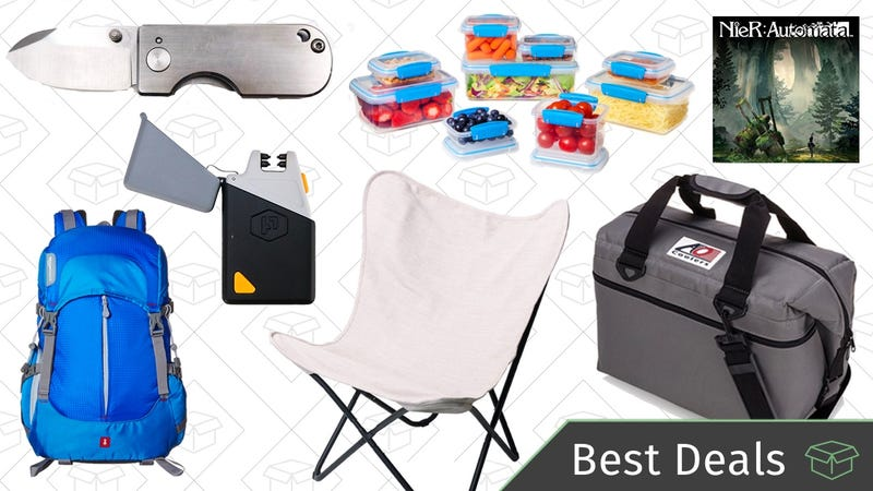 Illustration for article titled Friday's Best Deals: AO Coolers, Outdoor Furniture, Plasma Lighter, and More