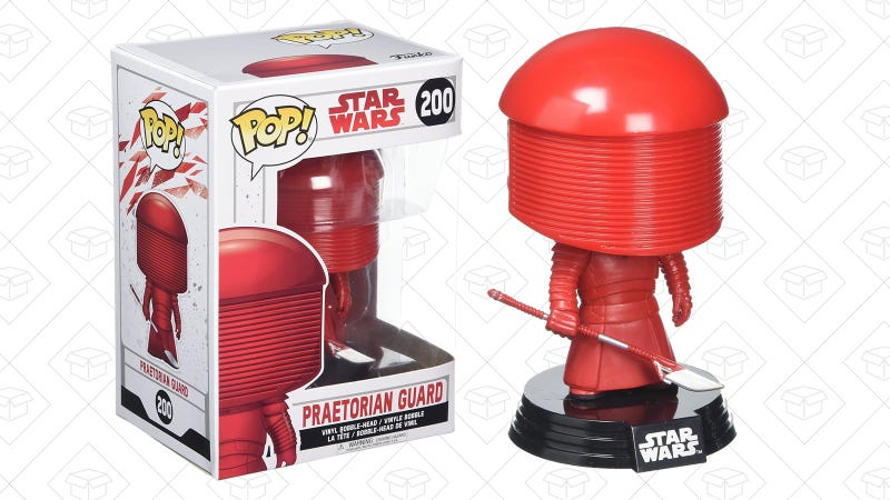 Funko POP! Star Wars: The Last Jedi - Praetorian Guard | $4 | Amazon
