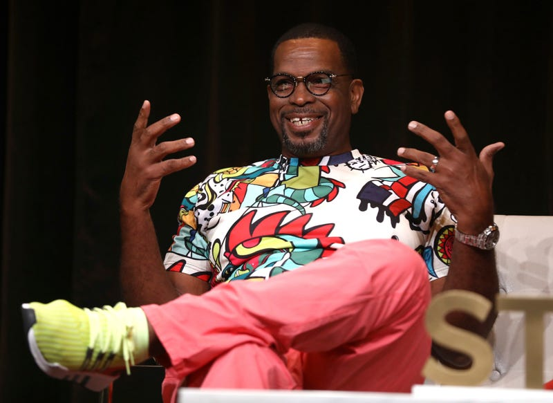 "Uncle Luke, seen here in 2018, is set to be among the performers at the reinvented, ""family-friendly"" Freaknik."