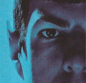Illustration for article titled Spock Till You Drop, With New Star Trek Posters