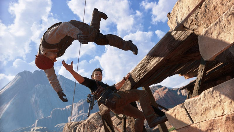 Uncharted 4 Co-Director Leaves Naughty Dog