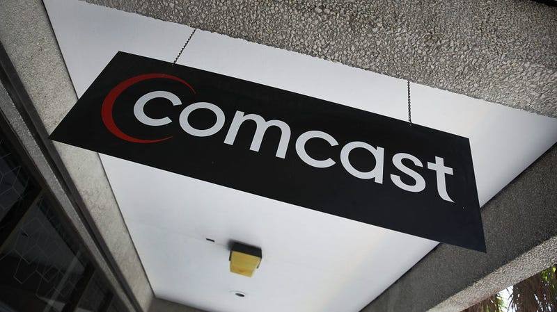Illustration for article titled Comcast Blames Nationwide Outage on 'Fiber Cut'