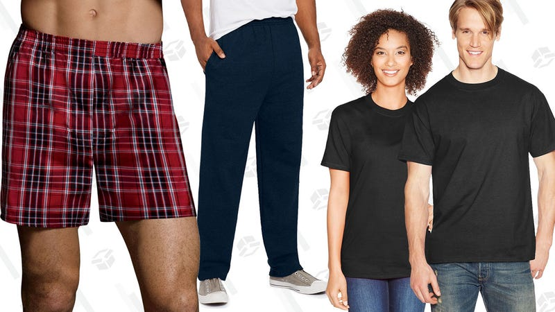 20% Off Sitewide | Hanes