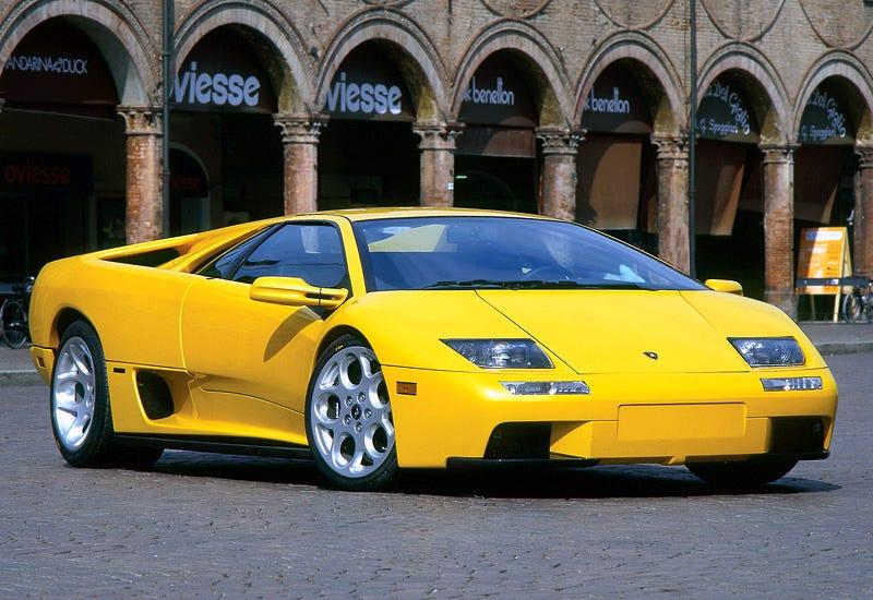 Illustration for article titled Lamborghini Diablo Fun Fact