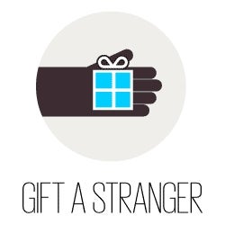Illustration for article titled Send a Gift to a Complete Stranger's Address
