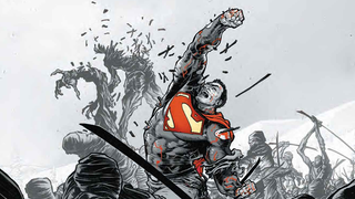 Illustration for article titled Superman Has An Identity Crisis In DC's New Post-Convergence Previews