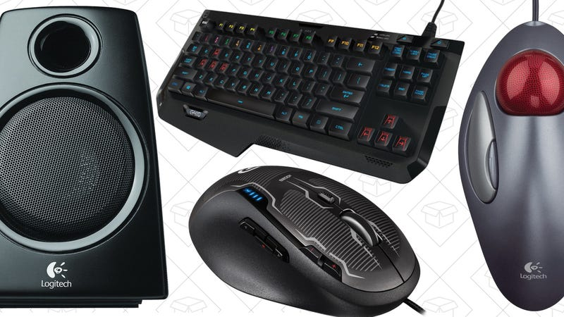 Logitech Gold Box