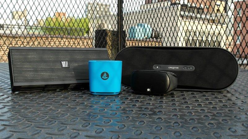 Illustration for article titled The Best $100 Bluetooth Speaker