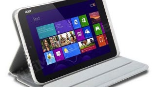 Illustration for article titled Rumor: Is Acer's 8-Inch Iconia W3 the First Small Windows 8 Tablet?