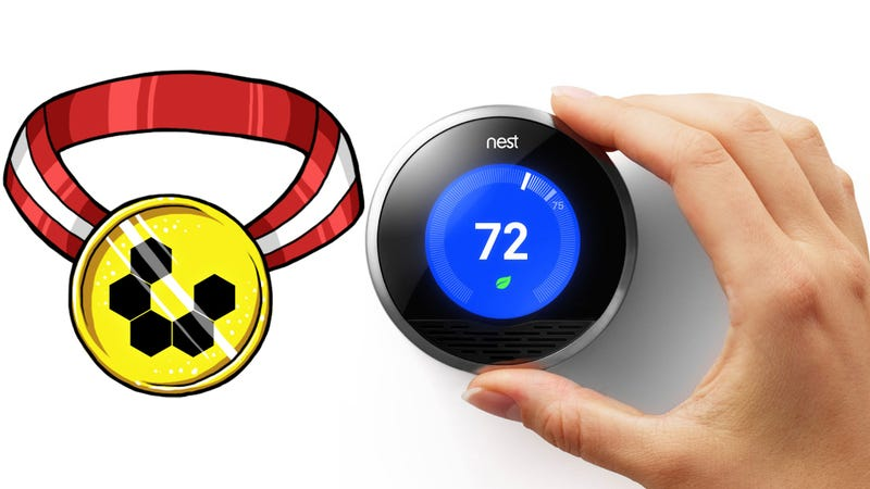 Illustration for article titled Most Popular Smart Thermostat: The Nest