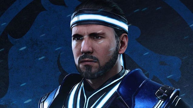 Mortal Kombat 11 Is Letting A DJ Voice Sub-Zero And, Bless Him, He's Trying