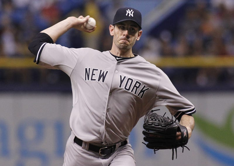 Illustration for article titled Brandon McCarthy Pitches Immaculate Inning, Breaks Season Record
