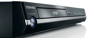 Illustration for article titled Toshiba HD DVD Players Get Firmware Update