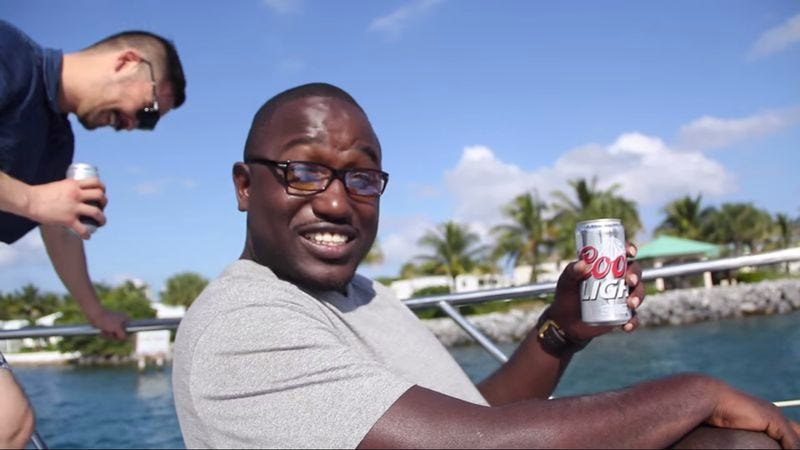 Illustration for article titled Hannibal Buress reviews the experience of being on a boat