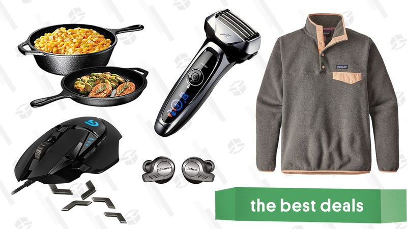Illustration for article titled Thursday's Best Deals: Patagonia, Electric Mug, Clear the Rack, and More
