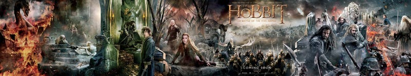 Illustration for article titled Hobbit: The Battle of Five Armies - Review & Megathread