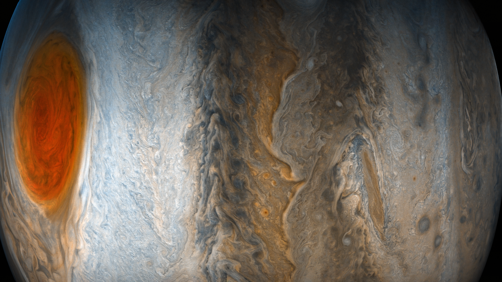 New Image of Jupiter Is So Beautiful It's Making Us Angry