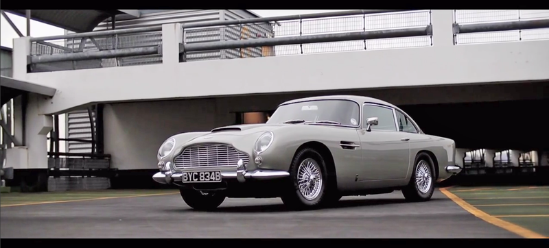 Illustration for article titled Why The Aston Martin DB5 Is More Than Just A Movie Car