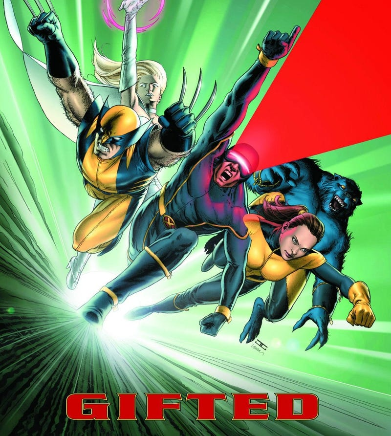 Illustration for article titled Fox's X-Men Show to Be Called Gifted
