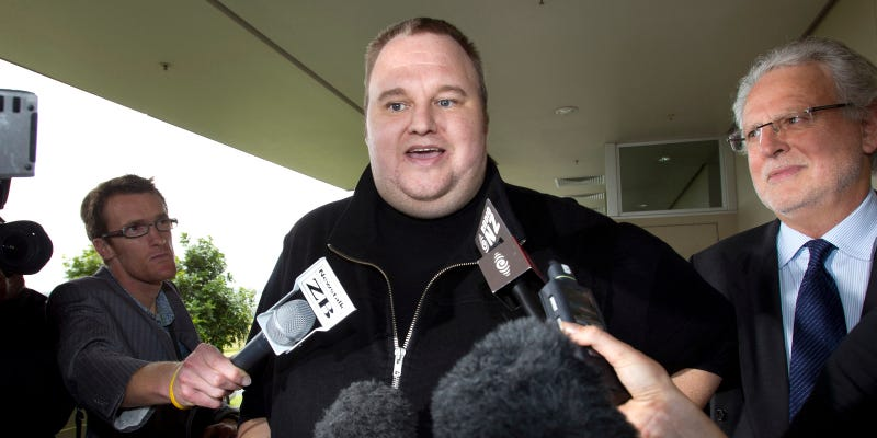 Illustration for article titled Kim Dotcom Just Lost His U.S. Extradition Hearing