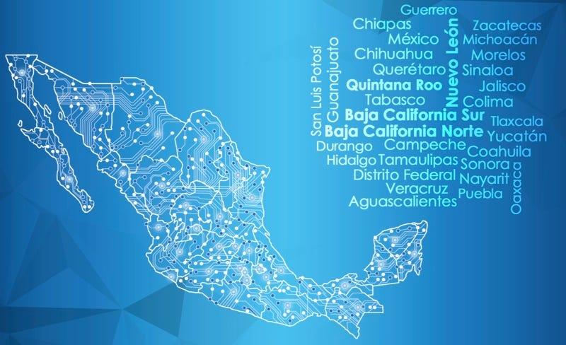 Illustration for article titled La desigualdad de Internet en México: estos son los estados más y menos conectados