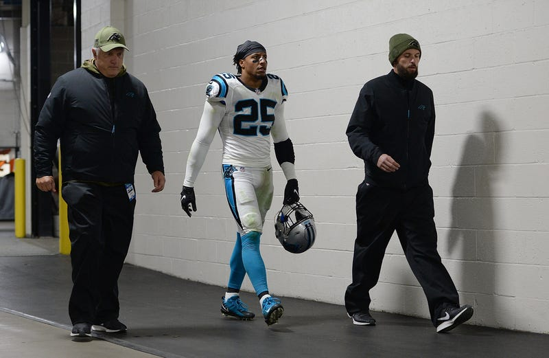 Illustration for article titled Safety Eric Reid Was Drug Tested 7 Times in 11 Weeks. The NFL Swears it Was Totally Random