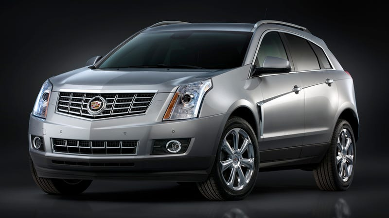 Illustration for article titled 2013 Cadillac SRX: Leave Well Enough Alone