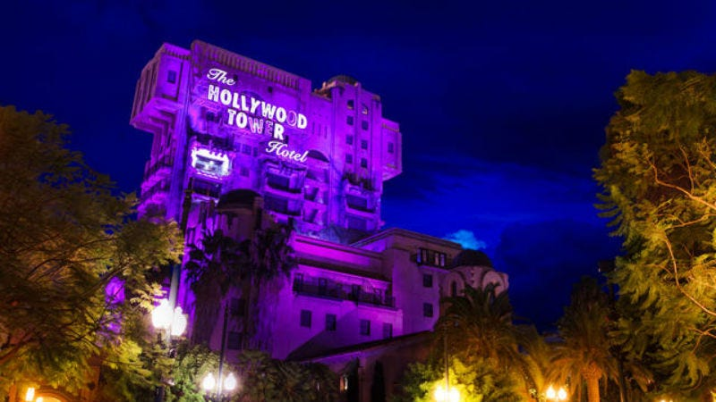 Illustration for article titled Disney's Twilight Zone: Tower of Terror Will Close Its Doors in January