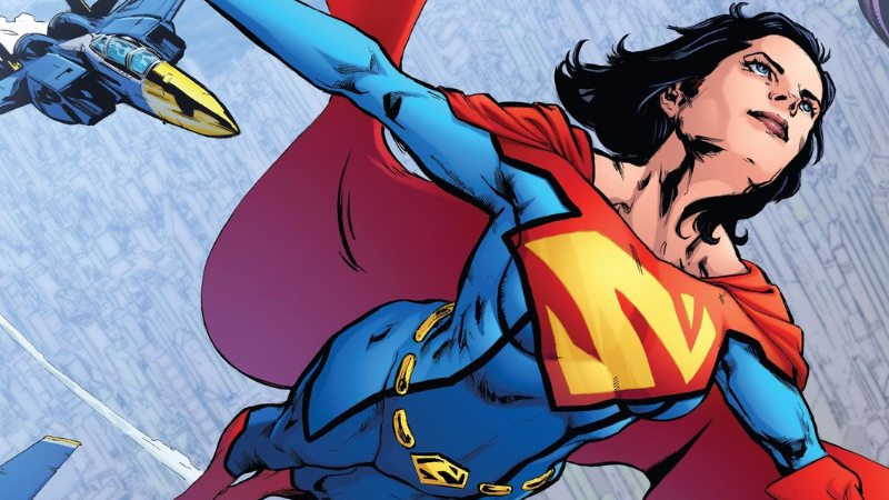 Illustration for article titled DC's New Superwoman Series Kicks Off With a Super-Crazy Twist