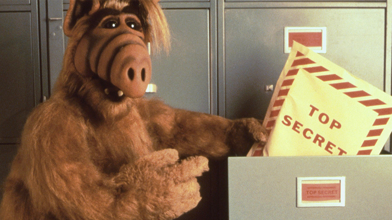 Alf might finally break out of Area 51 in a new ALF reboot.