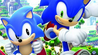 Illustration for article titled It's Modern Sonic's Turn in the Sonic Generations Demo Spotlight
