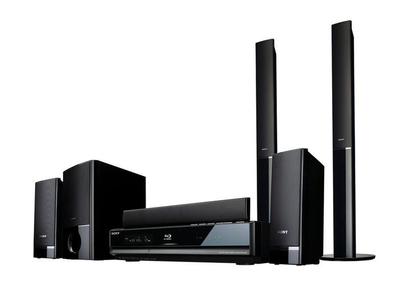 Go Wi-Fi, Stream Audio with Sony\'s New Blu-ray Lineup