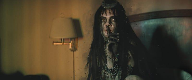 Cara Delevigne in Suicide Squad. Image: Warner Bros.