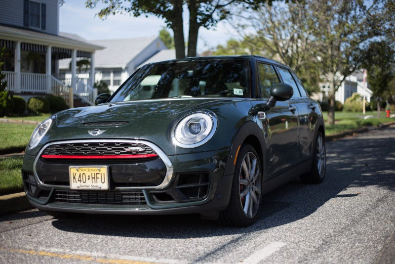 How The 2017 Mini Clubman John Cooper Works Won Me Over