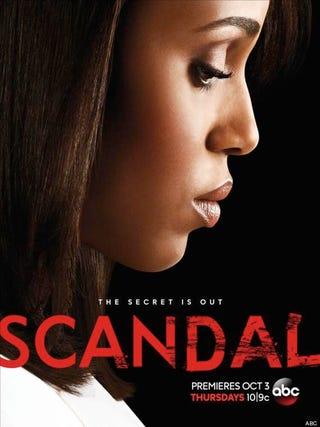 Illustration for article titled Scandal! C'mon Hivemind don't leave me hanging