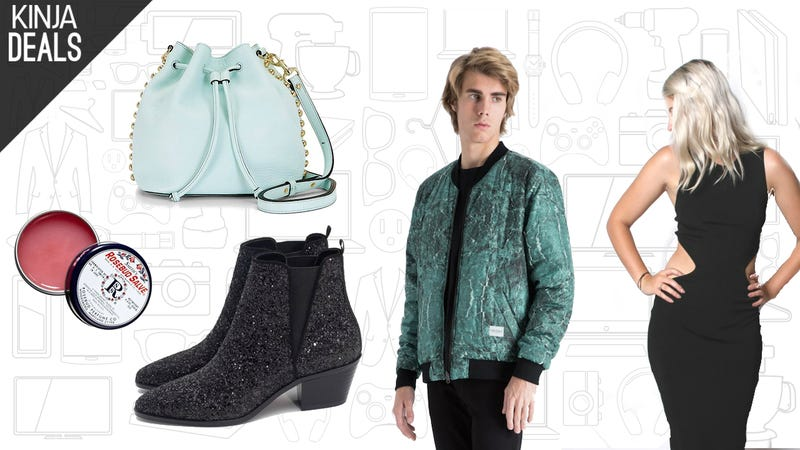 Illustration for article titled Today's Best Apparel Deals: Barbour, Tory Burch, Zara