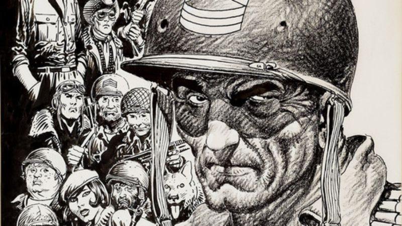Illustration for article titled R.I.P. Joe Kubert