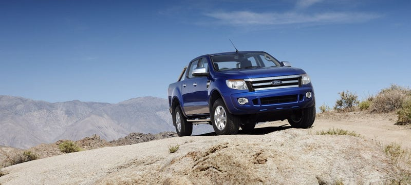 Illustration for article titled Why Ford Should Reintroduce the Ranger as a Ute.