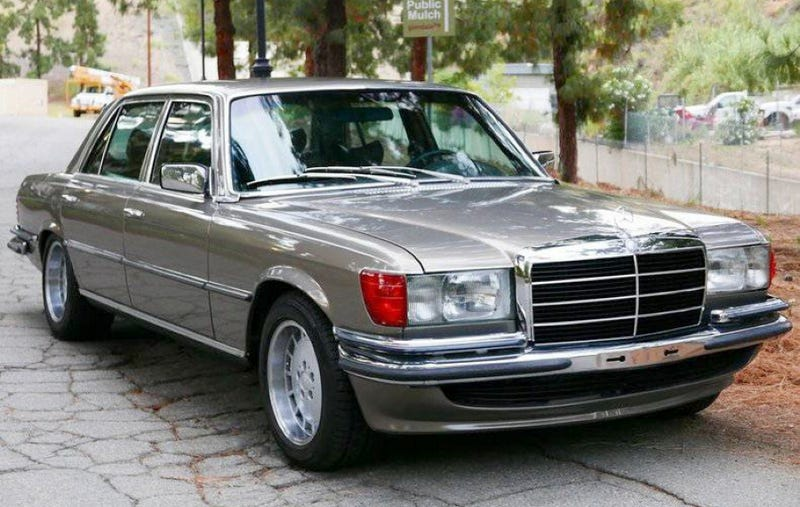 for 38 000 could this 1979 mercedes benz 450sel 6 9 make. Black Bedroom Furniture Sets. Home Design Ideas