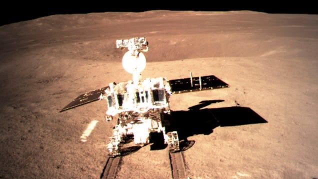 China Successfully Deploys Jade Rabbit 2 Rover on Moon s Far Side