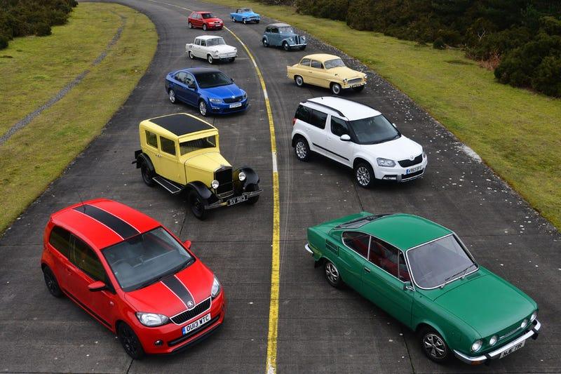 Illustration for article titled Škoda Is More Volkswagen Than Volkswagen