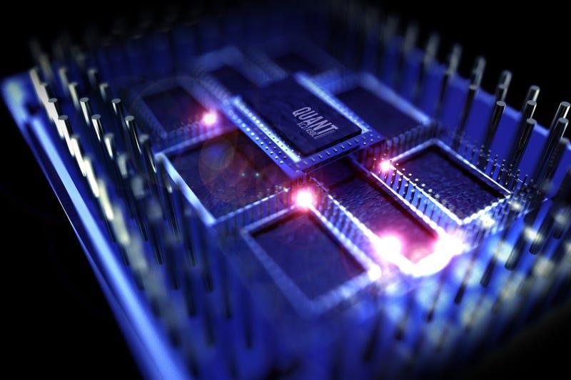 Illustration for article titled Investigadores logran un nuevo récord en memoria cuántica