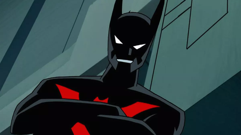 Batman Beyond is pleased.