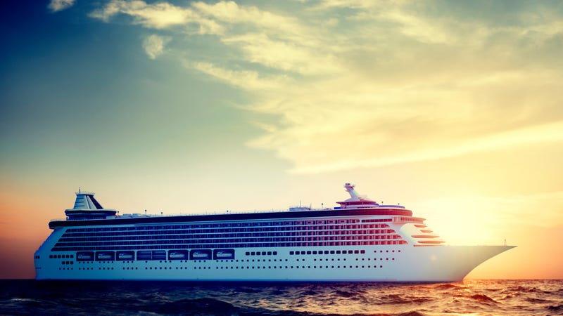 People eat a lot on cruise ships. Like, a lot.