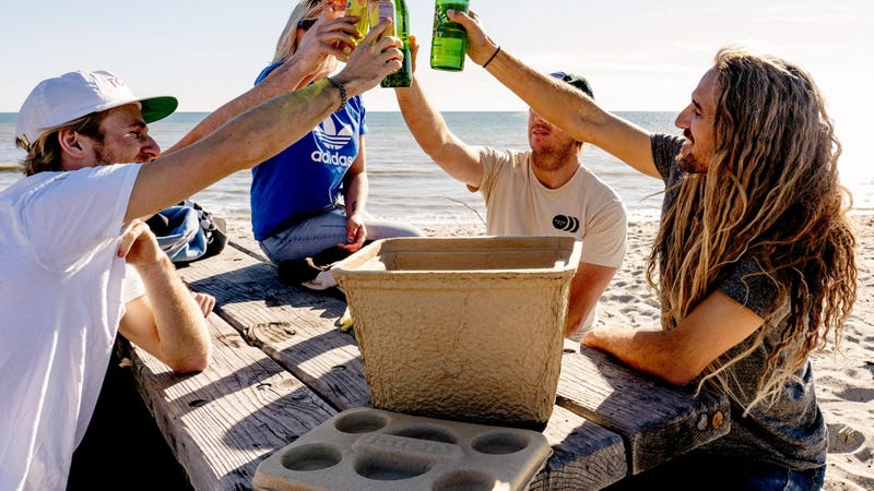 Igloo Recool Compostable Cooler | REI