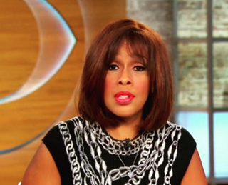 Gayle King and the lipstick that was too bright for Oprah WinfreyGayle King via Instagram