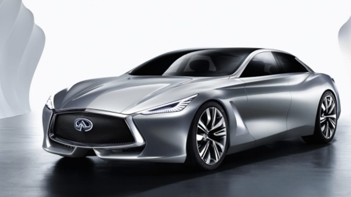 Infiniti infiniti concept car : Attention Infiniti: Please Stop With All The Concept Cars