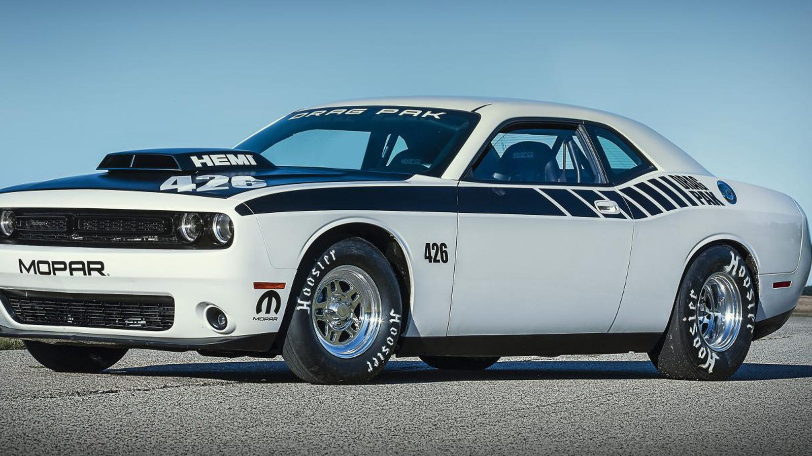 New Mopar Challenger Drag Pak Comes With Two Flavors Of Hemi Insanity