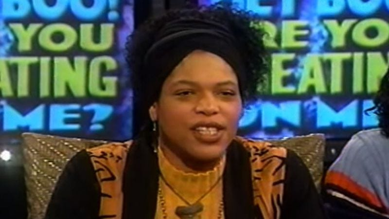 Miss Cleo on The Jenny Jones Show (Screenshot: YouTube)