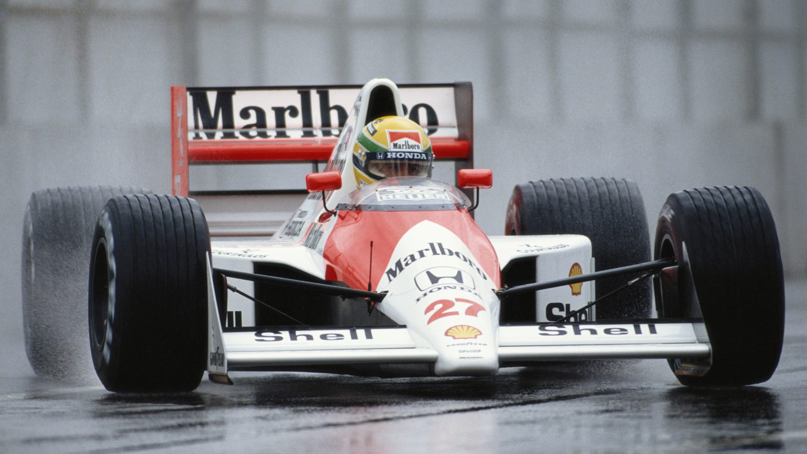 Ayrton Senna's Tradition Will Live on as Long as Solution One Keeps Making Every Effort for Safety thumbnail